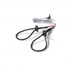 Утяжка для пениса Mystim Rodeo Robin, пара силиконовых токопроводящих лассо