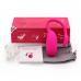 Смарт-виброяйцо Magic Motion Flamingo со стимулятором клитора, 3 вида упражнений Кегеля