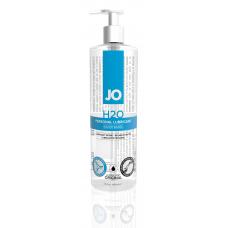 Смазка на водной основе System JO H2O ORIGINAL (480 мл) маслянистая и гладкая, растительный глицерин