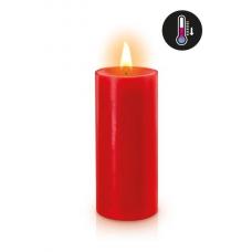 БДСМ cвеча низкотемпературная Fetish Tentation SM Low Temperature Candle Red