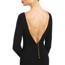 Колье на спину Bijoux Pour Toi - Lise Gold
