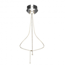 Украшение Bijoux Indiscrets Desir Metallique Collar - Black